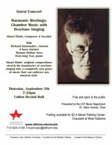 Stuart Hinds Sept 5
